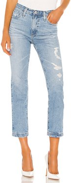 Isabelle Straight Leg Jean. - size 29 (also in 23,24,25,26,27,28,30)