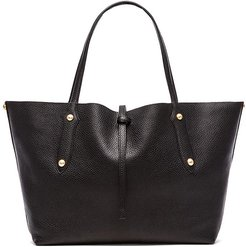 Small Isabella Tote in Black.