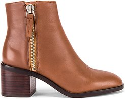 Gazelle Bootie in Brown. - size 35 (also in 36,37,38,39,40,41)