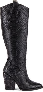 Wesley Boot in Black. - size 36 (also in 37,38,39)