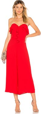Matisse Jumpsuit in Red. - size M (also in XS)
