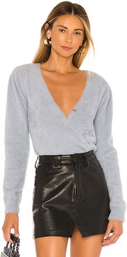 Sheresa Sweater in Blue. - size XS (also in S,M,L)