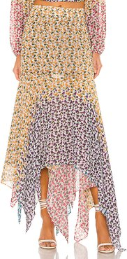 Elisa Skirt in Yellow. - size M (also in XS,S)