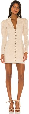 On Holy Ground Dress in Beige. - size XS (also in L,M,S)