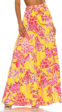Discovery Skirt in Yellow. - size L (also in XS,S,M)