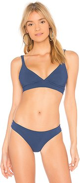 Phil Bikini Top in Blue. - size M (also in XS)