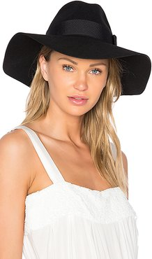 Piper Hat in Black. - size S (also in XS)