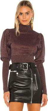 Darin Sweater in Brown. - size L (also in S,M)