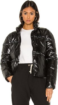Puff Jacket in Black. - size XS (also in S,M,L)