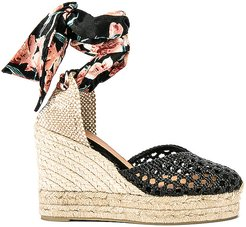 Camila Wedge in Black. - size 37 (also in 39)