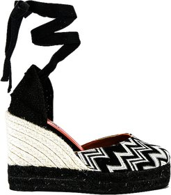 x Missoni Carina Wedge in Black. - size 37 (also in 36,38,39,40)