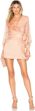 x REVOLVE White Sands Dress in Pink. - size XL (also in XXS)