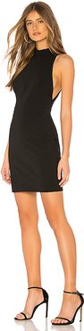 x REVOLVE Luca Mini Dress in Black. - size XS (also in M,XL)