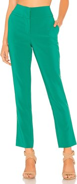 x REVOLVE Kaidon Pant in Green. - size M (also in S)