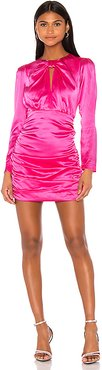 Fallon Dress in Pink. - size S (also in M,XS)