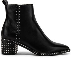 Brook Bootie in Black. - size 10 (also in 6,7.5,8,8.5,9.5)