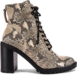 Norma Bootie in Beige. - size 8 (also in 6,6.5,7.5,8.5,9,9.5,10)