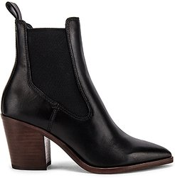Sabil Bootie in Black. - size 10 (also in 7.5,8,8.5,9,9.5)