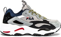 Ray Tracer Sneaker in Gray. - size 10 (also in 6,6.5,7,7.5,8,8.5,9,9.5)