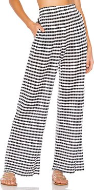 Paulina Pant in Black & White. - size S (also in XS,M,L)