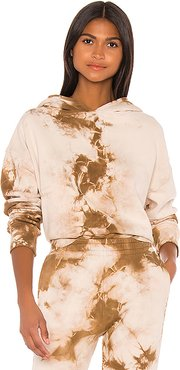 Burl Sweatshirt in Brown,Taupe. - size S (also in XS,M,L)