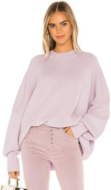 Easy Street Tunic in Lavender. - size M (also in XS)