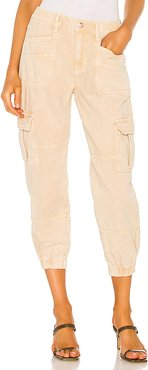 Platoon Pant in Tan. - size S (also in XS,M,L)