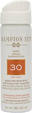 Travel SPF 30 Continuous Mist in Beauty: NA.