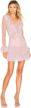 Mags About U Dress in Pink. - size XS (also in S,M)