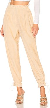 x REVOLVE Tamar Pant in Tan. - size XL (also in S)