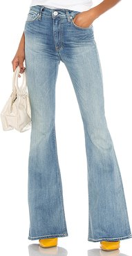Holly High Rise Flare. - size 28 (also in 24,25,26,27,29,30)