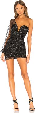 Behati Mini Dress in Black. - size L (also in XL)