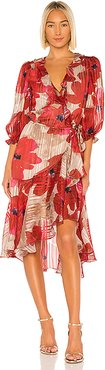Flamenco Dress in Red. - size S (also in XS)
