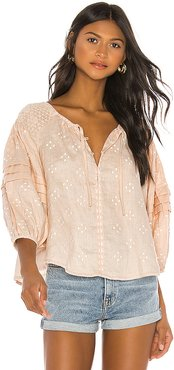 Oliver Daily Top in Cream. - size 1 (also in 2)