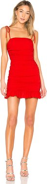 Amy Mini in Red. - size XL (also in L)