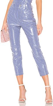 Pant 417 in Blue. - size M (also in XXS)