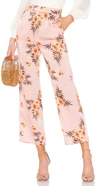 Pietro Pants in Pink. - size L (also in XL)