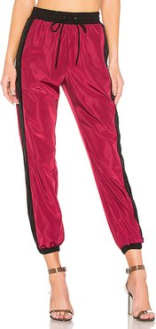 Gino Pant in Burgundy. - size M (also in XXS)