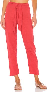 Baby Love Pant in Red. - size XL (also in M,L)