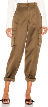 Lisette Pant in Olive. - size XXS (also in XS,S,M,L)