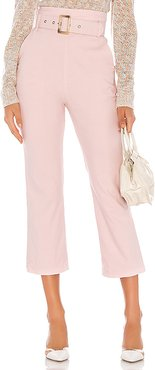 Camden Pant in Pink. - size L (also in XL)