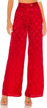 Cleveland Pant in Red. - size XL (also in L,M,S,XS,XXS)