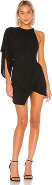 x REVOLVE Lexa Dress in Black. - size XS (also in M,S,XXS)