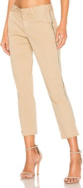 East Hampton Pant in Tan. - size 6 (also in 8)