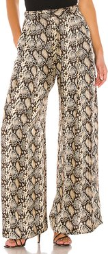 Adalene Pant in Brown. - size 8 (also in 0,6)