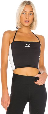 LUXTG Bandeau Top in Black. - size M (also in L,XS)