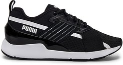 Muse X-2 Sneaker in Black. - size 10 (also in 6,6.5,7.5,8,8.5,9,9.5)