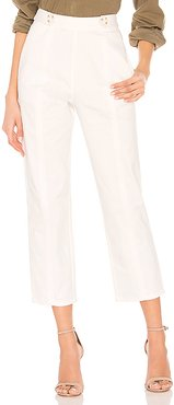 Albany Pants in White. - size XL (also in M,L)