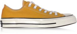 Designer Shoes, Sunflower Chuck 70 w/ Vintage Canvas Low Top