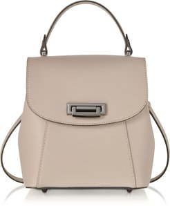 Handbags Venus Leather Convertible Satchel/Backpack